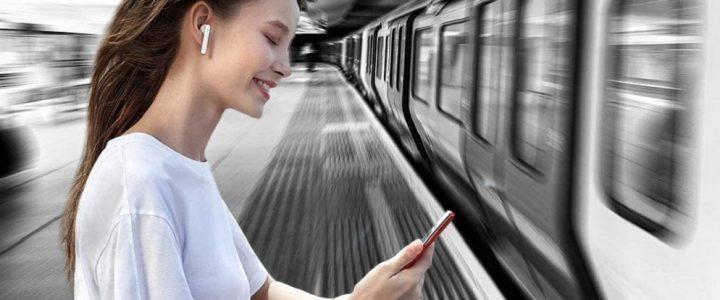 Le Huawei Freebuds 3, la tendance du jour
