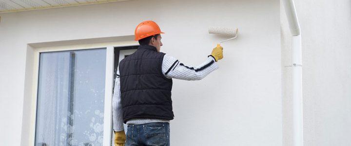 5 étapes à suivre pour peindre une façade de maison