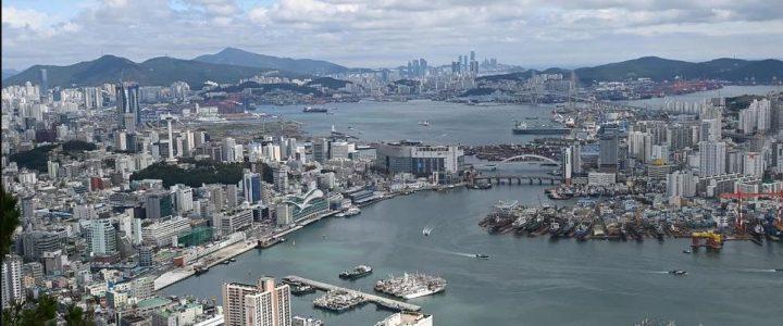 Les belles villes à découvrir lors d'un voyage en Corée du Sud